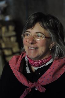 Le donne di Pejo portano avanti la tradizione della lana