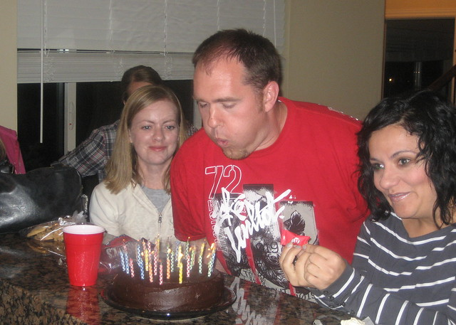 33rd Birthday Party 009