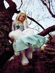 155 (Alrunia) Tags: doll body head ooak emma swap liv hybrid fashiondoll h20 rikki 16thscale playscale