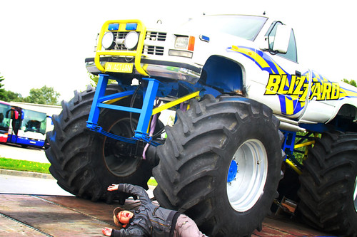 Monster Trucks, Big Wheels