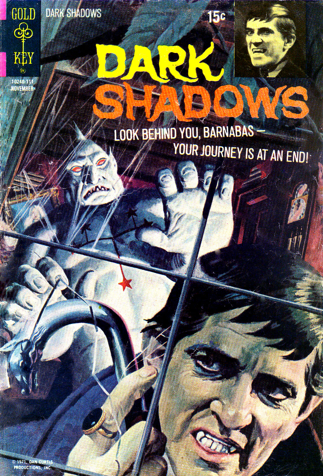 Dark Shadows 11