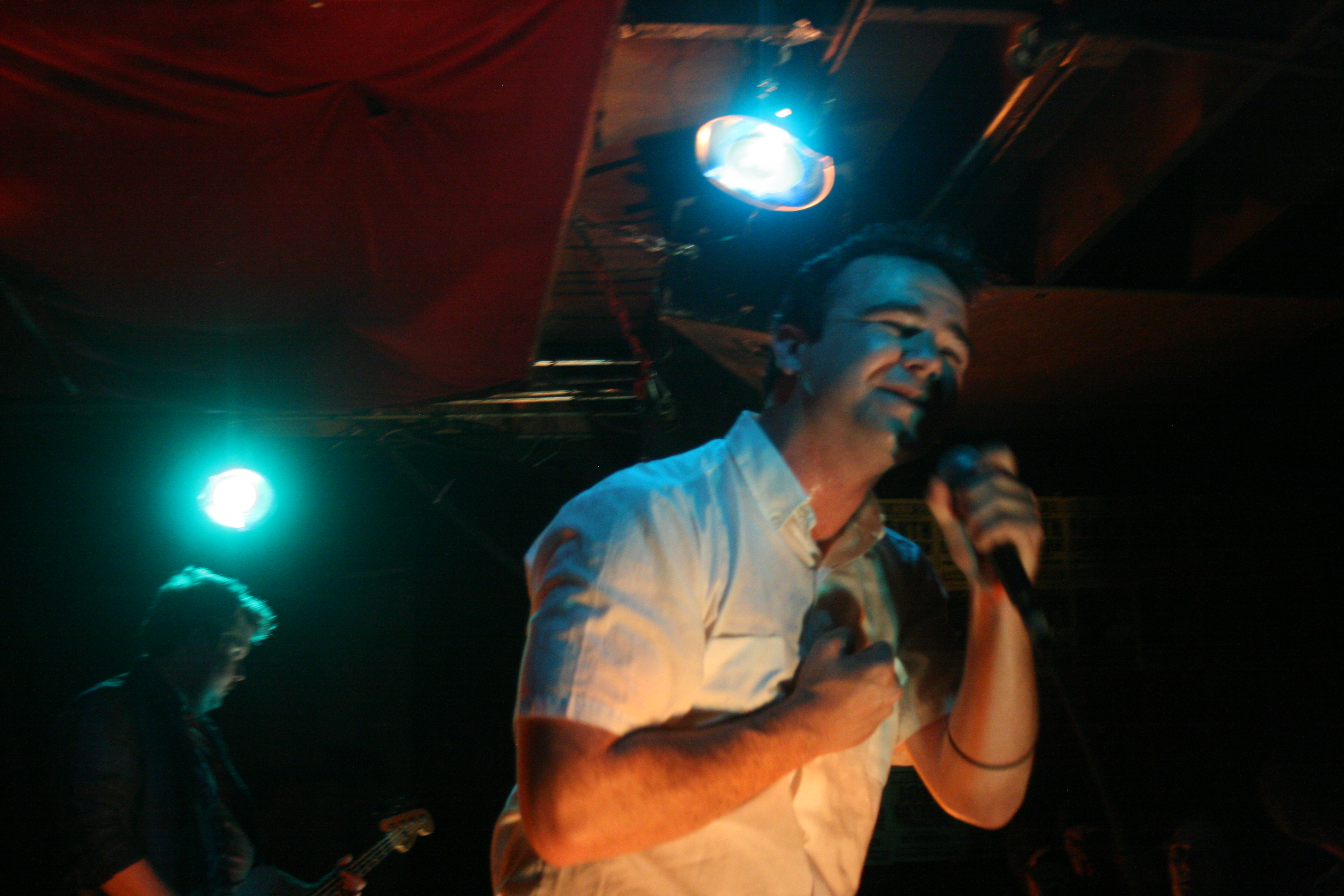 Future Islands ::: Larimer Lounge ::: 11.09.11