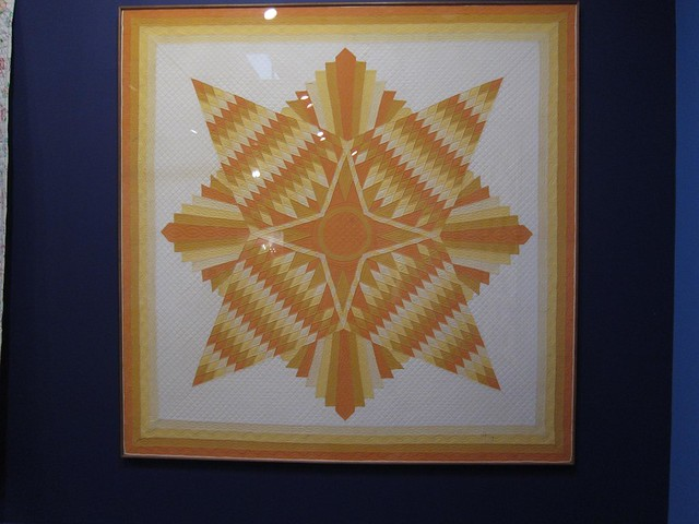 Star of France quilt - 1930-1940