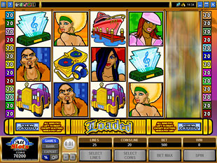 Loaded Slot Machine