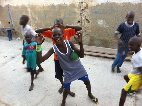 Senegal - Lads from Saint-Louis