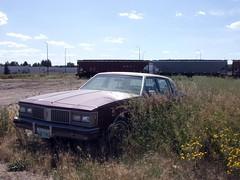 car oldsmobile