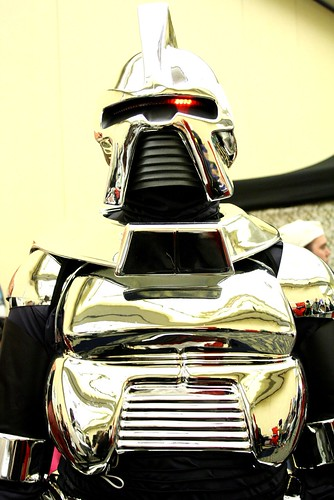 Hal-Con 2011 Costume Highlights: Cylon!