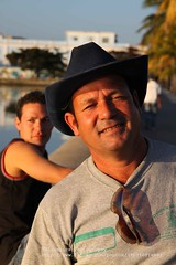 Cienfuegos, Malecn, Cuba Cowboy (blauepics) Tags: travel portrait people man hat america island reisen cowboy republic leute country cuba nation central republik menschen communist hut latin trinidad land caribbean mann sombrero cuban amerika americas cienfuegos humans kuba malecn the karibik lateinamerika mittelamerika kubanische