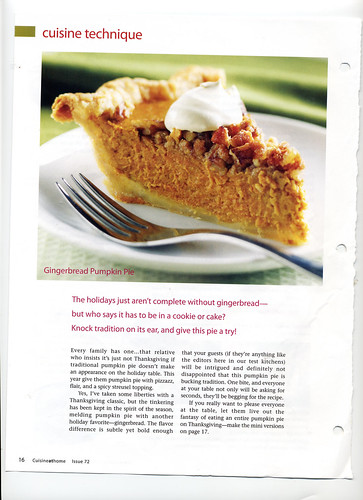 Gingerbread pumpkin pie pg 2