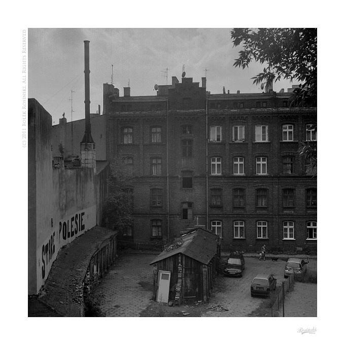 Famuły robotnicze w Łodzi przy Ogrodowej