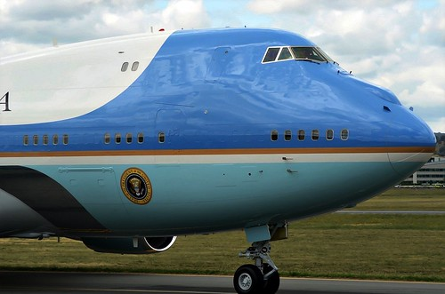 Air Force One| VC-25A (747-2G4B) | 82-8000