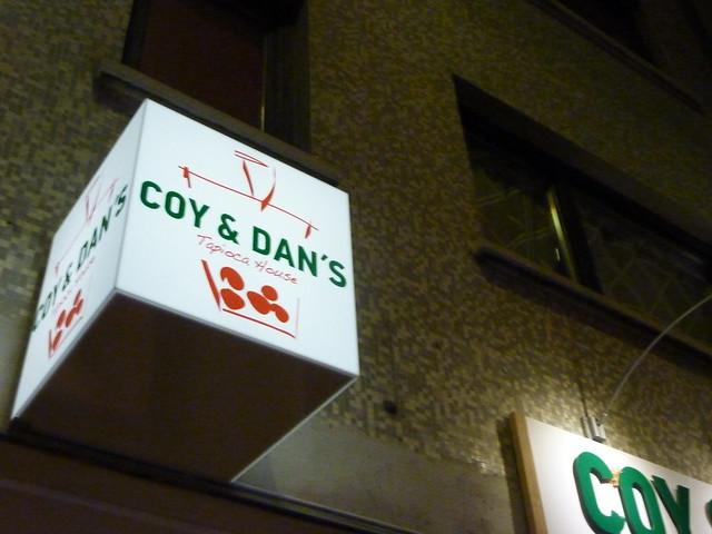 Coy & Dan's von außen