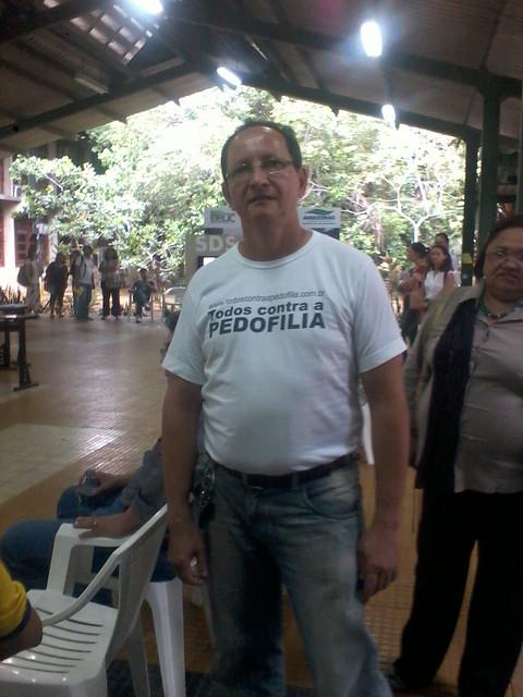 6359715289 7ea82803a7 z - A UNIVERSIDADE FEDERAL DO AMAZONAS CONTRA A VIOLÊNCIA FÍSICA E JUDICIAL SOFRIDA PELO PROFESSOR GILSON MONTEIRO