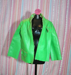 1970 Jacket from Sears Exclusive Casual All Stars Set #1514 (barbiecrazymt) Tags: barbiefashions kenfashion 1970barbie barbiesearsexclusivecasualallstarsset barbie1514