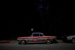 01 (susan catherine) Tags: car night dark losangeles tag fdc x100 busyone