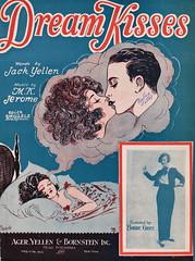 Dream Kisses (Namey McNamerson) Tags: red music brick 14 dream kisses heads sheet tops redheads parisian bobbie bricktops fourteen 1927 grice barbelle