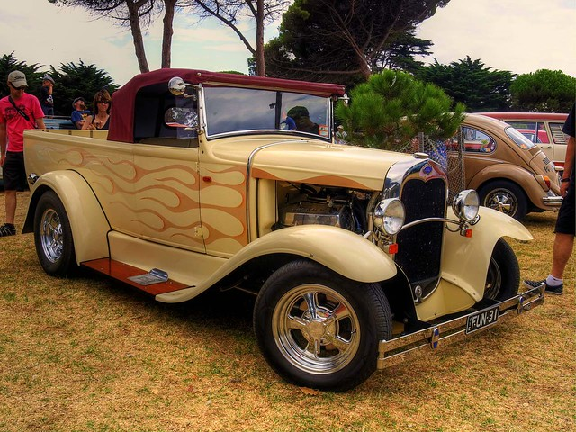cars 1931 pickup ute autos 31 hdr classiccars hotrods queenscliff kustoms amodel kustomkulture worldcars queenscliffrodrun2012 1931fordamodelpickup