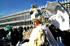 lady in white (Le Xuan-Cung) Tags: carnival venice winter portrait woman sunlight lagune mystery costume mood afternoon faces mask dream citylife streetshots streetphotography atmosphere streetlife streetscene venezia venedig sanmarco sunnyday littlestory ladyinwhite livinginitaly livinginvenice lightsanddarks characterstudies livinginligurian inthecolddays fromunrealtosurreal anonymousmystery inthetimeofcarnival