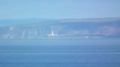 Pladda Lighthouse (Screwdriver32,more off than on :-() Tags: scotland fuji finepix ayr ayrshire culzean hs10 screwy32 screwdriver32 johnscrewdriver