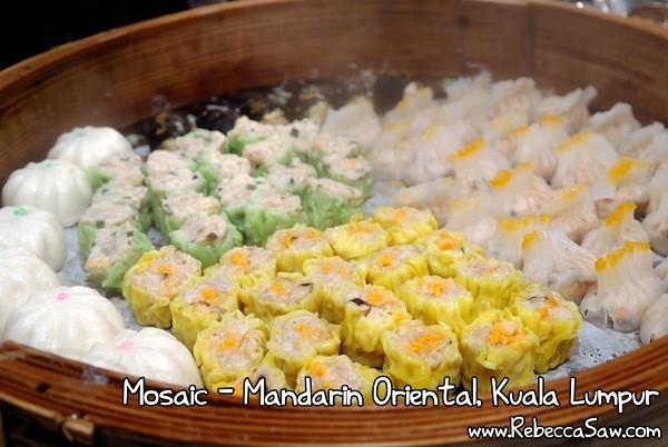 Mosaic- Mandarin Oriental, Kuala Lumpur-55