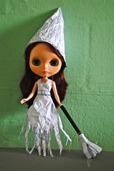 Boho becomes a witch