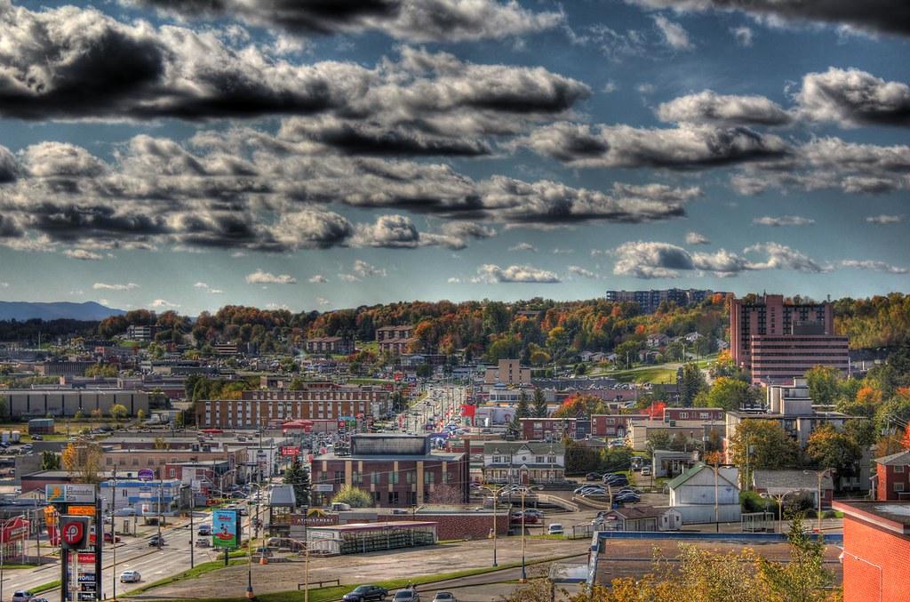 Sherbrooke King Ouest