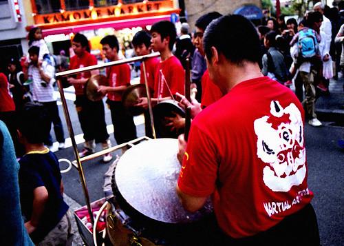 横浜中華街・国慶節獅子舞 IV