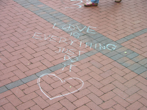 Love is Everything Just Do It!