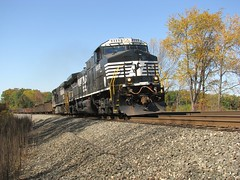 NS Chicago Line (codeeightythree) Tags: ns norfolksouthernrailroad otisindiana nschicagoline laportecountyrailroads