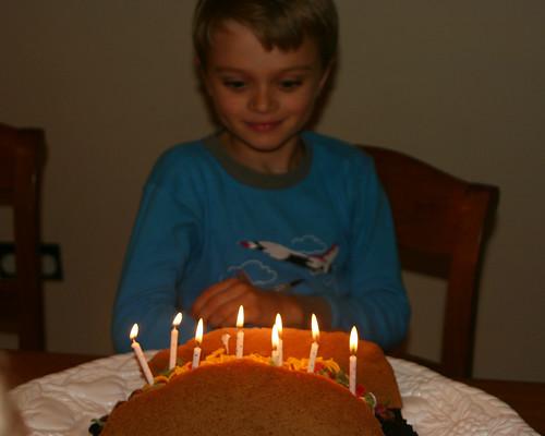 Owen - cake