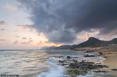 Punta seca (Carlos J. Teruel) Tags: sunset españa atardecer mar nikon paisaje murcia nubes reflejo cartagena d300 2011 calblanque tokina1116 xaviersam singhraynd3revgrad carlosjteruel
