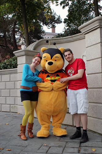Lien, Pooh and Sam