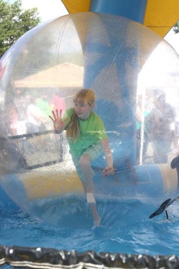 Ga Fair - Waterball