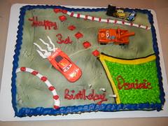 birthday cake - yum