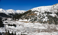 "Independence Pass • <a style=""font-size:0.8em;"" href=""http://www.flickr.com/photos/40100768@N02/6238552574/"" target=""_blank"">View on Flickr</a>"