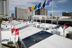Howard Street Tent, Oracl OpenWorld 2011