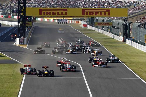 GP Japón F1 2011