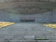 Forget Your Past (adammlewis) Tags: ufo bulgaria shipkapass  buzludzha buzludzhamonument forgetyourpast