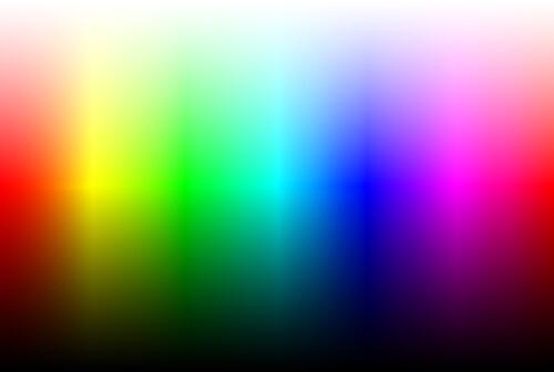 Hue versus Lightness