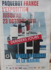 Affiche Musée de la Marine