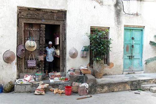 Stone Town Shop