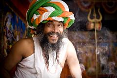 sadhu (PawelBienkowski) Tags: india indie pushkar hinduism baba sadhu camelfair sadhus ascetics nationalgeographicworldwide