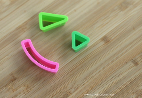 bento shapes cutters