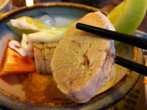 本港馬加魚蛋沙拉