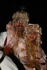Sawai Madhopur, groom during baraat (Arian Zwegers) Tags: wedding horse india man money night groom jewelry 2008 rajasthan indianwedding finery baraat indianman weddingprocession sawaimadhopur