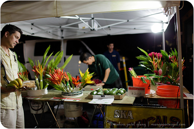 ska tropicals at kailua farmers market