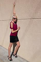 The Wall (Laveen Photography (aka cyclist451)) Tags: arizona phoenix wall downtown az warehousedistrict