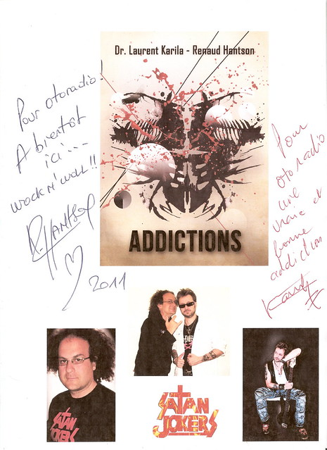 Addiction Scan Otoradio