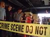 DTEC : observation de la scène de crime (Animation Concept) Tags: police teambuilding dtec policière détective tactique consolidation criminel enquête scènedecrime animationconcept