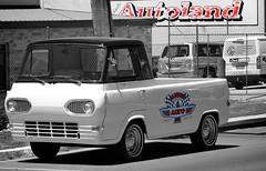 Retro charmer (Deb Jones1) Tags: street old red people cars beauty car outdoors 1 jones transport places retro explore deb selectivecolouring flickrduel debjones1